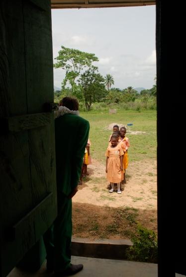 Mr. Green i Nigeria