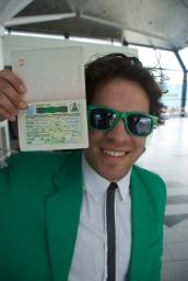Mr.Green, Nigeria Pas dokumentation, 2010