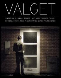 Kortfilmen Valget, Plakat