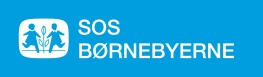 SOS Logo negativt